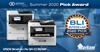 BLI Summer 2020 Pick dla Epson WorkForce Pro WF-C5790